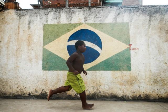 Les mouvements afro-brésiliens reconnaissent «quelques progrès en 500... (Archives AFP)
