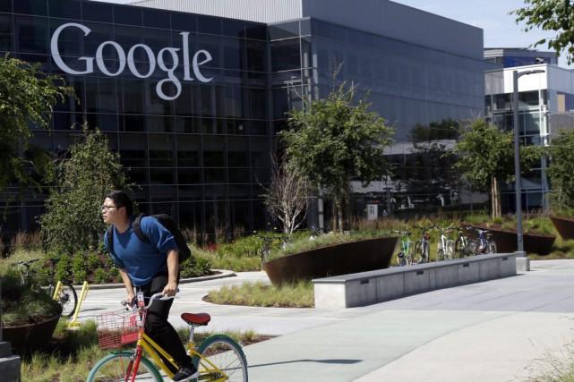 La nouvelle société de Google, baptisée Sidewalk Labs,... (Photo Marcio Jose Sanchez, Archives AP)