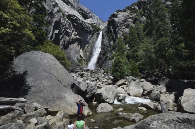 Yosemite, l'un des parcs nationaux les plus célèbres...