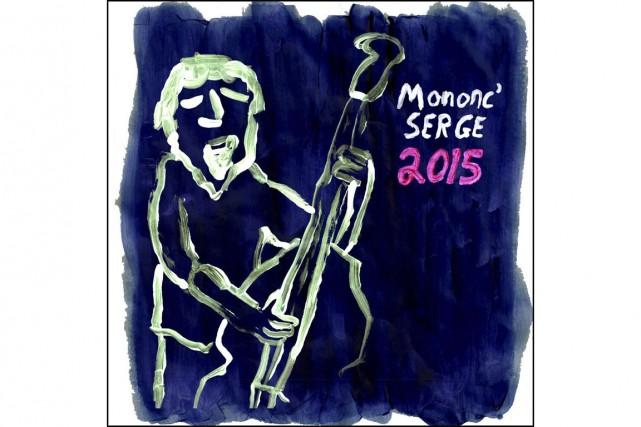 L'inénarrable Mononc' Serge fait le pari de circonscrire l'actualité de la...