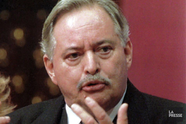 Avec Jacques Parizeau, un soir d'octobre, on a... (Photo: La Presse)