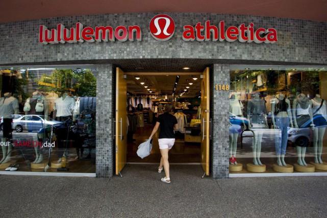 Le fondateur de Lululemon(LULU) entend vendre le reste de sa... (PHOTO BEN NELMS, ARCHIVES REUTERS)