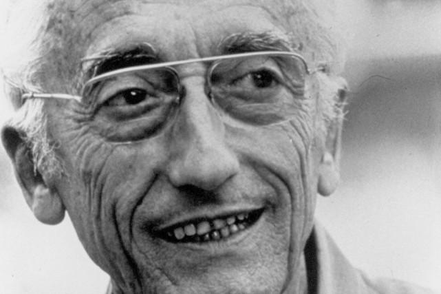 Jacques-Yves Cousteau... (Archives Télé-Québec)
