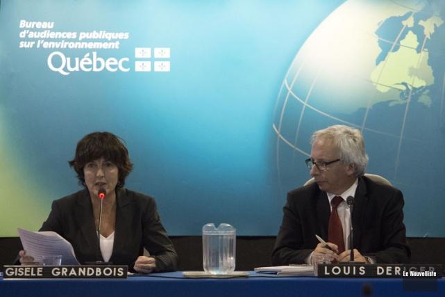 Le Bureau d'audiences publiques sur l'environnement (BAPE) estime... (Photo: Archives, Le Nouvelliste)