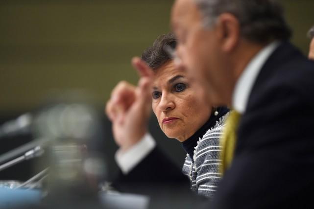 Les négociations sont «un processus qui avance pas... (PHOTO PATRIK STOLLARZ, ARCHIVES AFP)