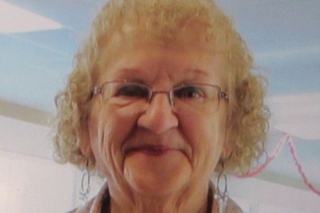 Jacqueline Melançon était portée disparue depuis le 11...