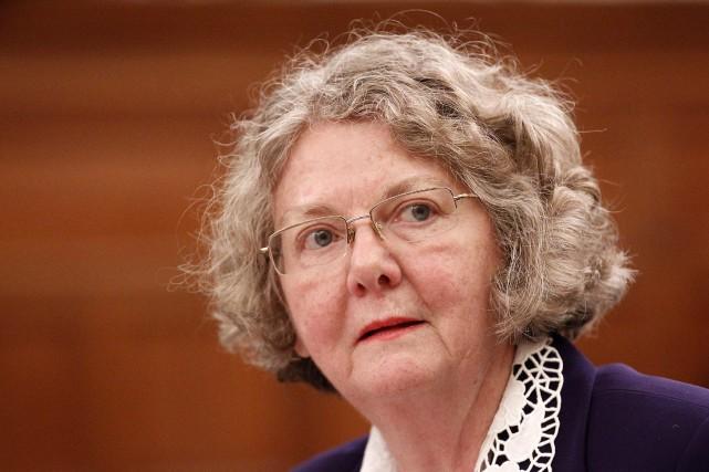 La commissaire aux conflits d'intérêts et à l'éthique,... (PHOTO ARCHIVES REUTERS)