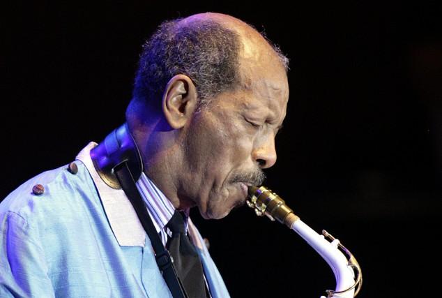 Ornette Coleman fut avec John Coltrane l'un des... (Photo archives AP)