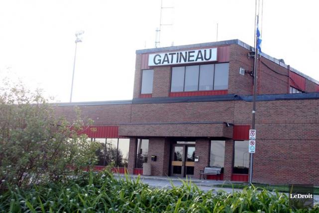 Le plan de relance pour l'Aéroport de Gatineau... (Archives, LeDroit)