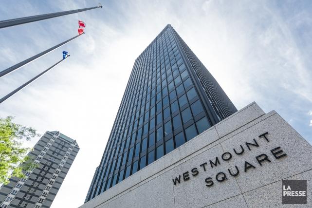 Méconnu de bien des Montréalais, le Westmount Square... (PHOTO EDOUARD PLANTE-FRÉCHETTE, ARCHIVES LA PRESSE)