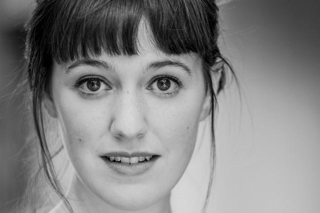 Marianne Dansereau... (Photo Maxime Côté, fournie par la Fondation du Centre des auteurs dramatiques)