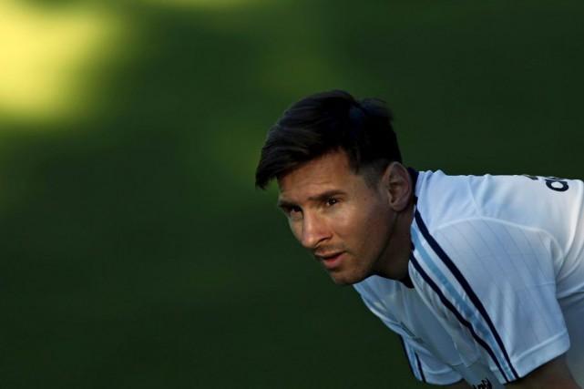 Le FC Barcelone sera au PEPS, en août.... (PHOTO MARCOS BRINDICCI, REUTERS)