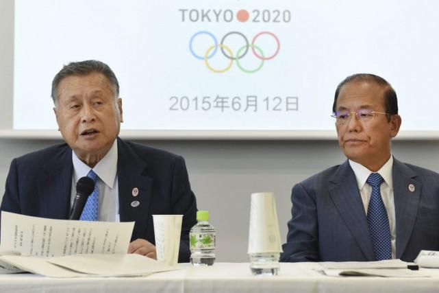 Le comité organisateur a présenté une listede 26... (PHOTO TORU YAMANAKA, AFP)