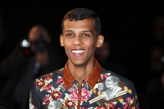 Le chanteur belge Stromae... (Photo Eric Gaillard, archives Reuters)