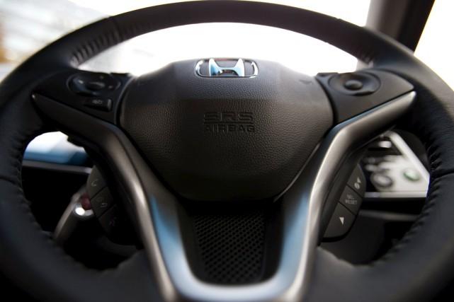 Honda est le principal client des coussins de... (PHOTO TORU HANAI, ARCHIVES REUTERS)