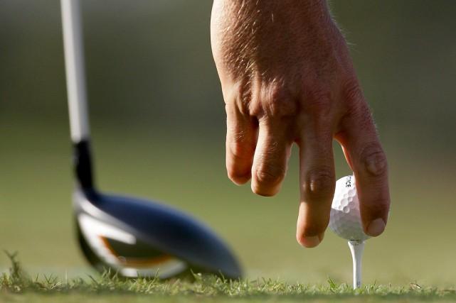 La plus récente édition des règles du golf permettra aux golfeurs d'éviter une... (PHOTO DAVID GOLDMAN, ARCHIVES AP)