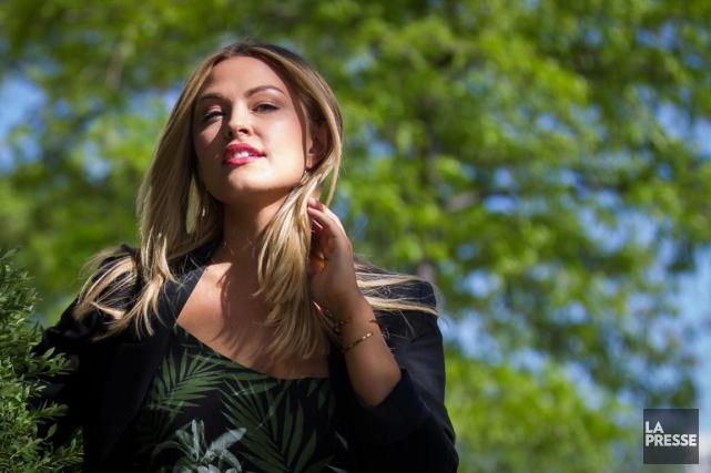 Justine Legault espère inspirer les femmes, quelle que... (PHOTO OLIVIER PONTBRIAND, LA PRESSE)