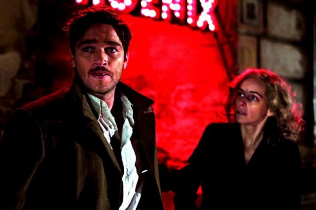 Ronald Zehrfeld et Nina Hoss dansPhoenix... (Photo fournie par Eyesteel Films)