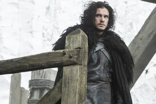 Jon Snow (photo), Tyrion, Cersei et Daenerys sont... (Photo fournie par Super Écran)