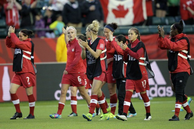 Une victoire canadienne lundi au Stade olympique face... (Photo Erich Schlegel-USA TODAY Sports)