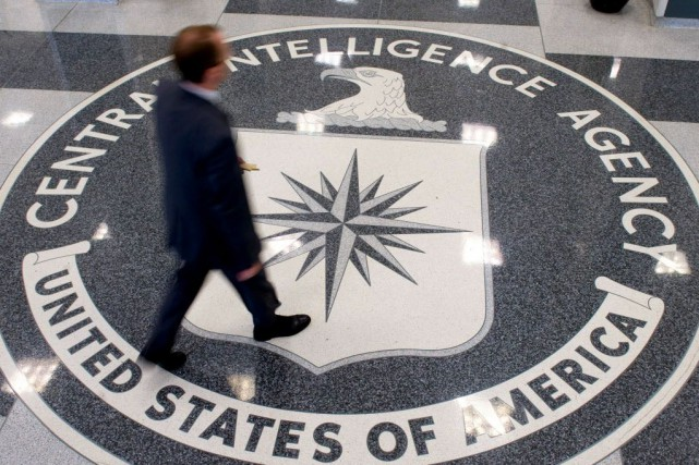 Des informations sur des personnels de la CIA,... (PHOTO SAUL LOEB, archives AFP)