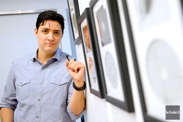 Rafael Perez, fondateur de la compagnie de disques... (Photo Le Soleil,  Erick Labbé)