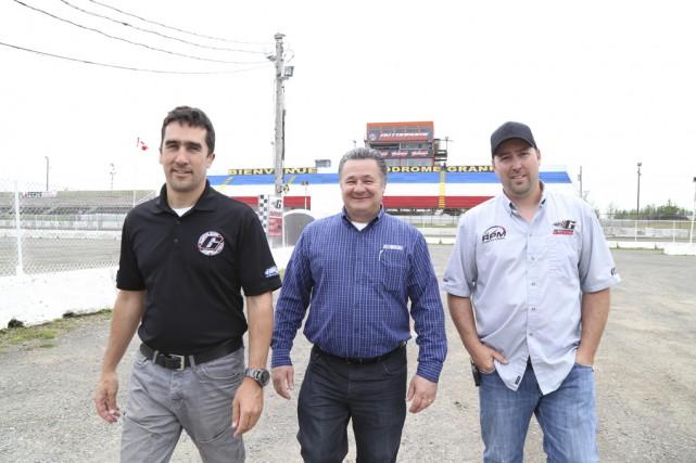 Le directeur des séries de Touring chez NASCAR... (photo Janick Marois)