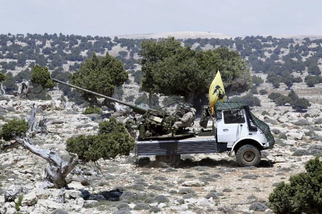 Le Hezbollah, en prenant le contrôle de la... (Photo Mohamed Azakir, archives Reuters)