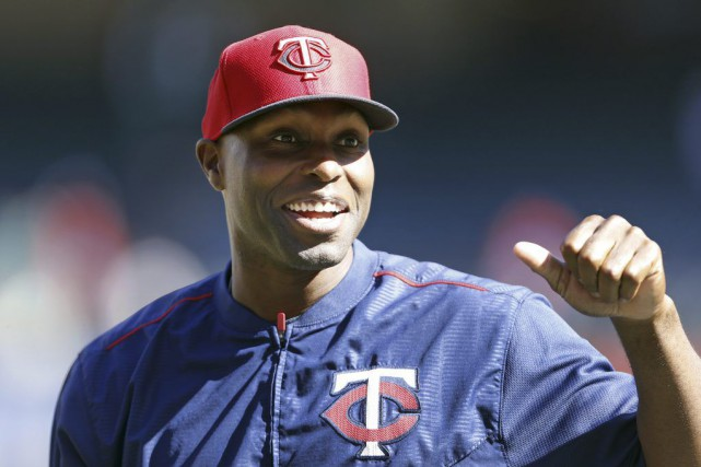 Torii Hunter... (Photo Ron Jenkins, AP)