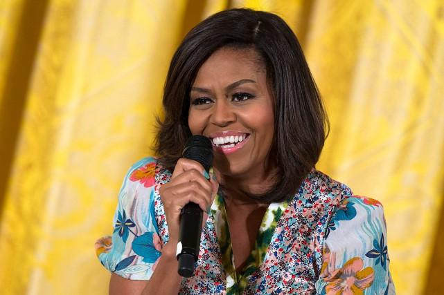 Pour la Première dame des États-Unis, la question... (Photo Evan Vucci, archives AP)