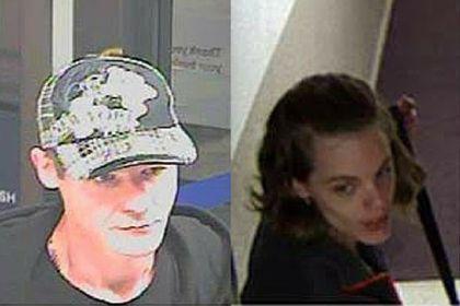 Sabrina Chouart et Clyde Marshall doivent être accusés... (Courtoisie Police de Toronto)