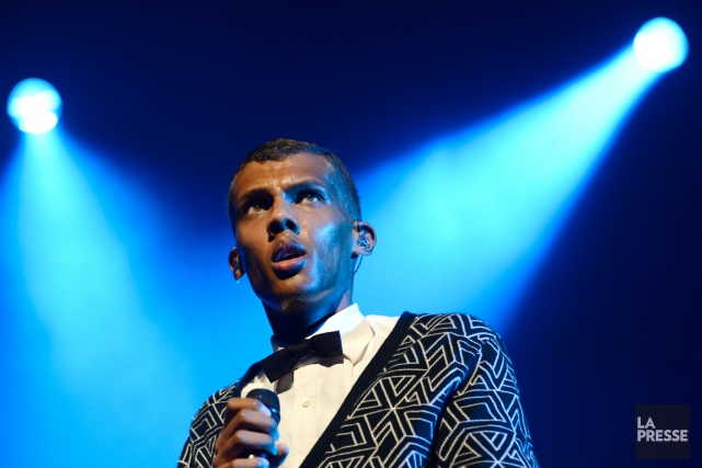 Stromae... (PHOTO BERNARD BRAULT, ARCHIVES LA PRESSE)