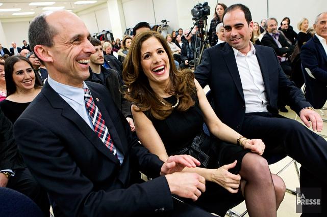Pascale Déry, photographiée en janvier, lors du lancement... (Photo Patrick Sanfacon, archives La Presse)