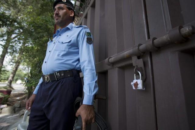 Les activités d'Aide à l'enfance au Pakistan font... (Photo B.K. Banagsh, AP)