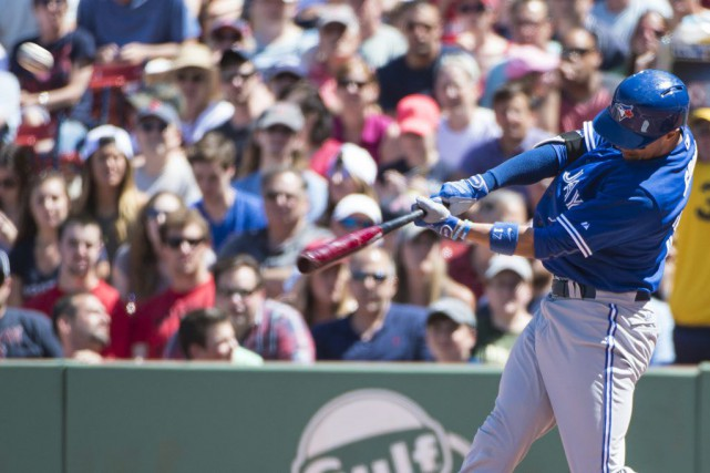Ryan Goins a produit cinq points pour les... (Photo Gregory J. Fisher, USA TODAY Sports)