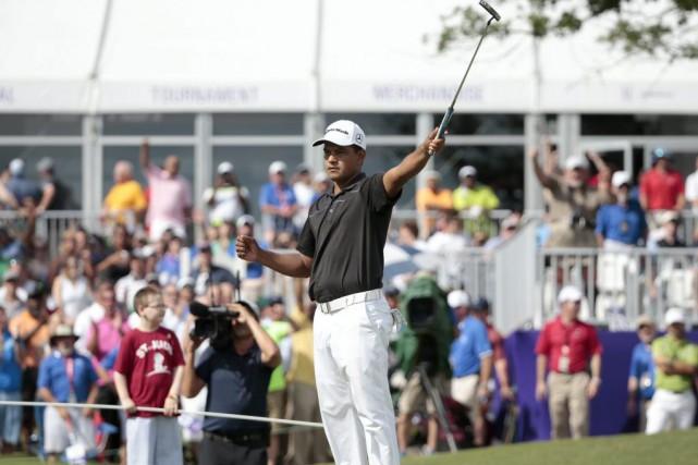 Fabian Gomez... (Photo Mark Humphrey, AP)