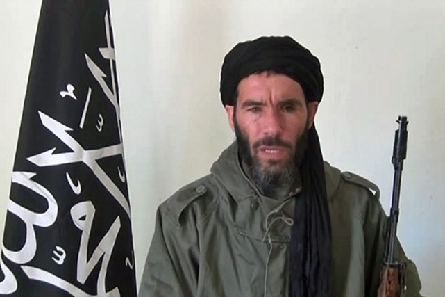 Mokhtar Belmokhtar, surnommé «le borgne», a créé fin... (PHOTO ARCHIVES AFP)