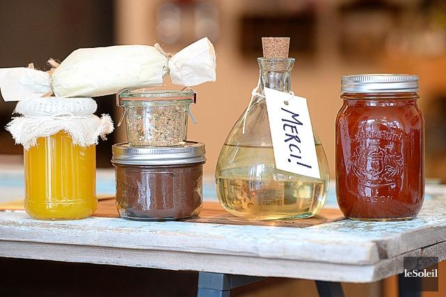 Pour toutes les recettes proposées, la supervision ou... (Photo Le Soleil, Jean-Marie Villeneuve)
