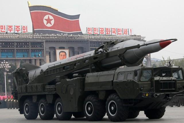 Le programme militaire nucléaire de la Corée du... (Photo: AP)