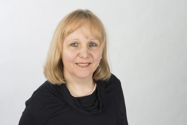 Maryse Davreux, directrice de la protection de la... (Photo Jean-Sébastien Cossette)