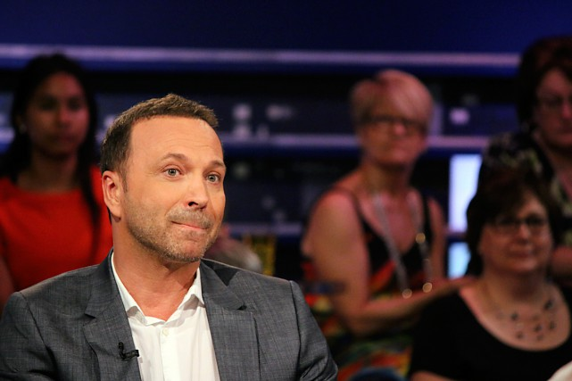 Pour Joël Legendre, il n'est plus question de... (Photo fournie par ICI Radio-Canada télé)