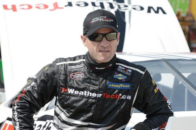 Louis-Philippe Dumoulin estime que Marc-Antoine Camirand a gâché... (Photo: NASCAR Canadian Tire)