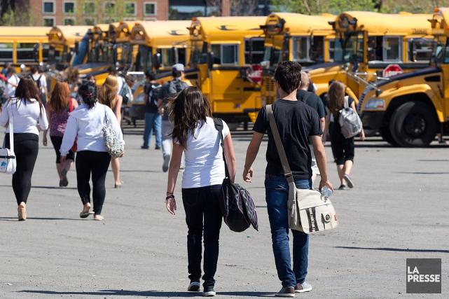 Les sujets abordés varieront selon la scolarité. Au... (PHOTO OLIVIER JEAN, ARCHIVES LA PRESSE)