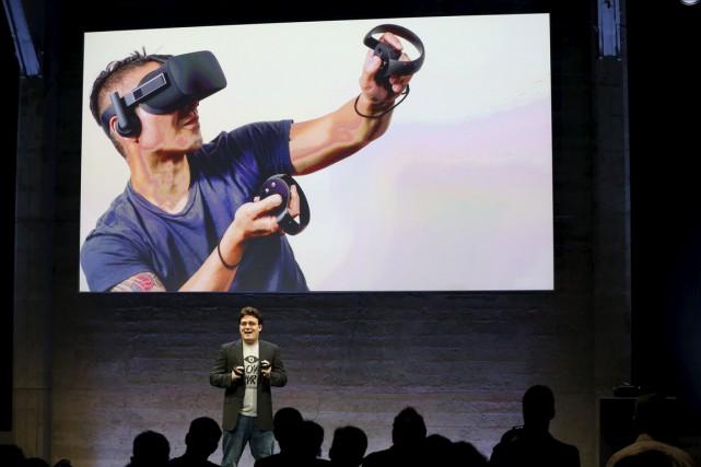 La technologie de la réalité virtuelle pourrait marquer... (PHOTO ROBERT GALBRAITH, REUTERS)