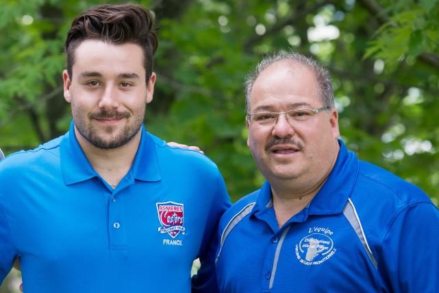 MichaelFillionpoursuivra son rêve de hockey professionnel avec les... (Imacom, Jessica Garneau)
