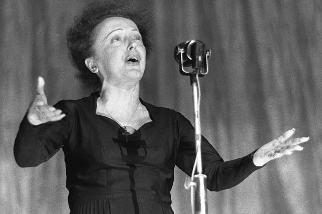 Pour souligner le 100e anniversaire d'Édith Piaf, les... (PHOTO ARCHIVES AGENCE FRANCE-PRESSE)
