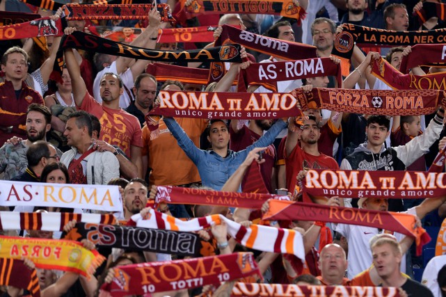 Le président de l'AS Roma James Pallotta a... (PHOTO TIZIANA FABI, ARCHIVES AFP)