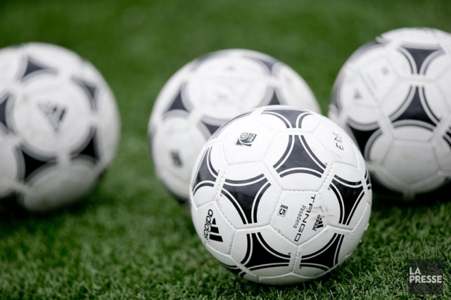 Las Palmas retrouvera le Championnat d'Espagne de première division après 13... (Photo archives La Presse)