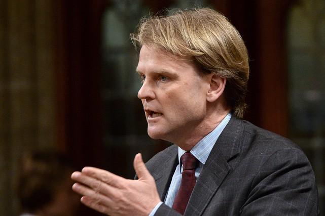 Le ministre fédéral de la Citoyenneté et de... (Photo Sean Kilpatrick, archives PC)