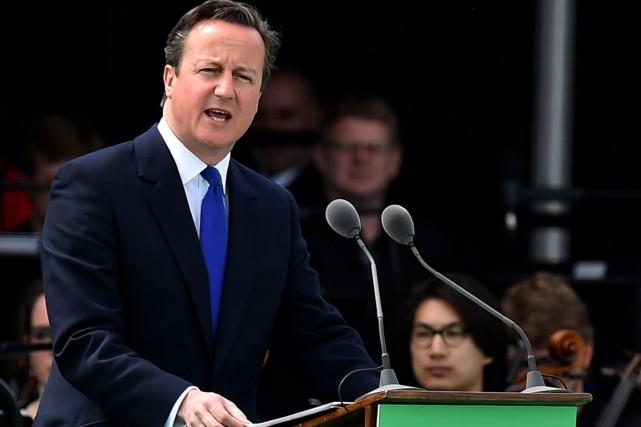«Ici en Grande-Bretagne, ironiquement, dans le pays où... (PHOTO BEN STANSALL, AFP)